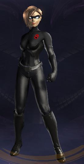 Create-A-Character: NightCat