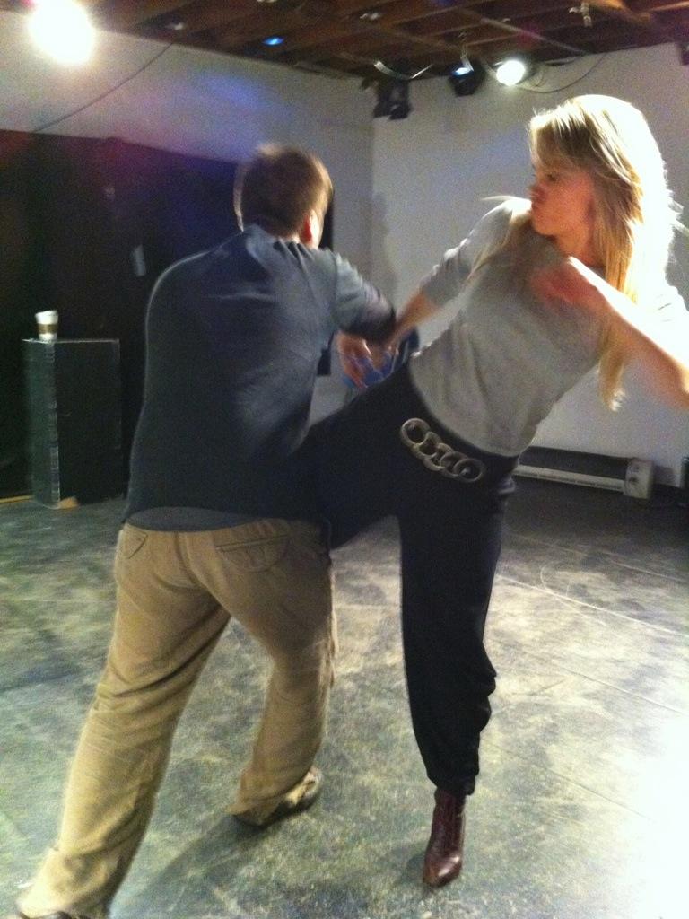 Recent Rehearsals: Part 1