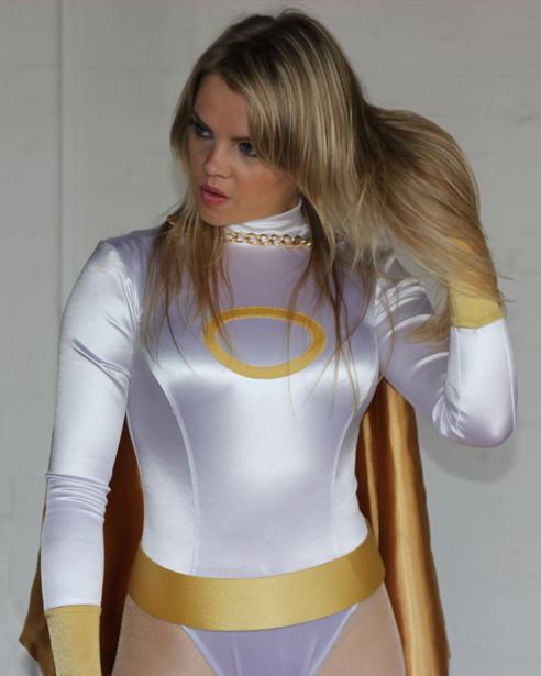 Angel's New Costume