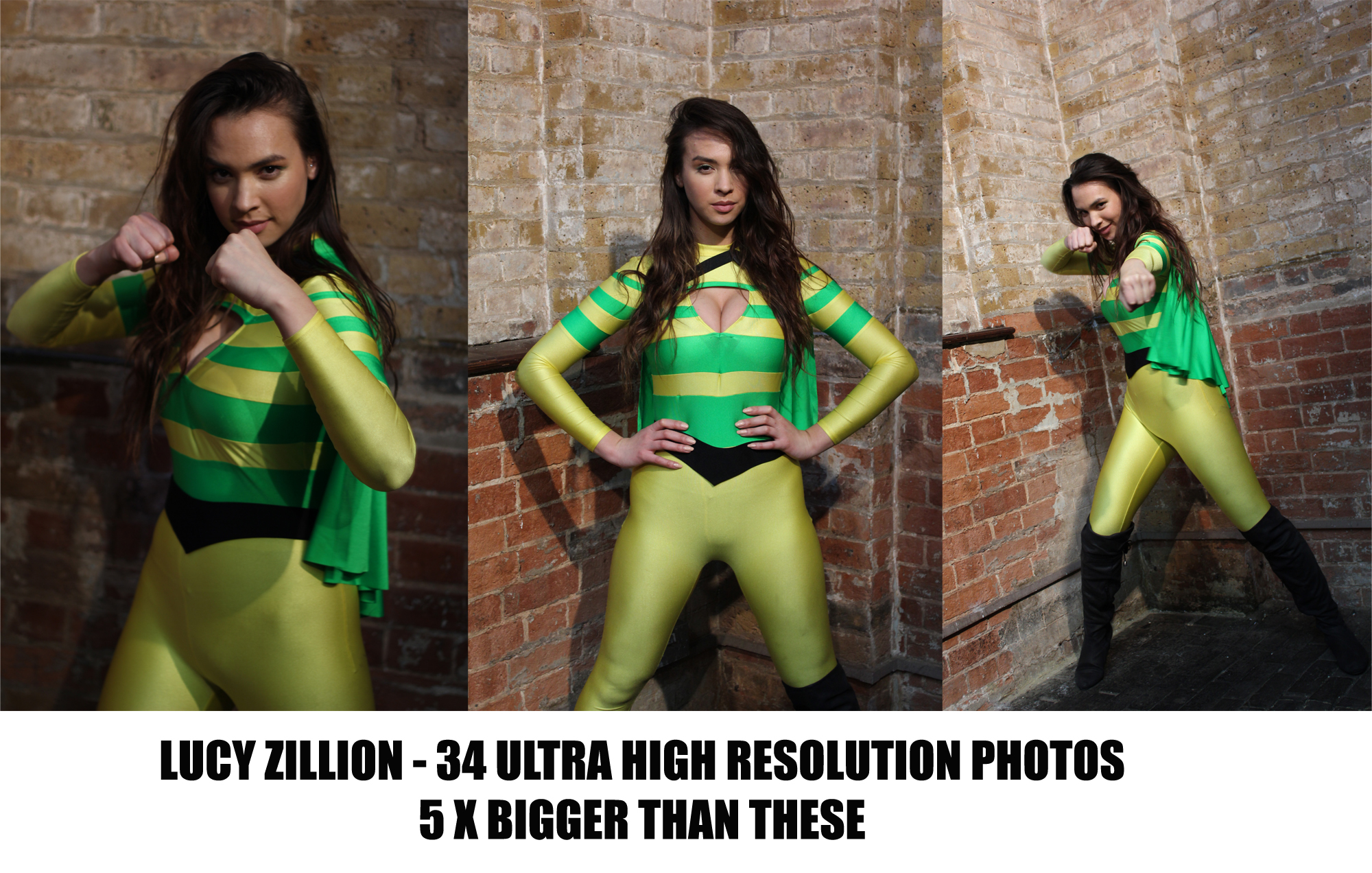 Lucy Zillion Photos OUT NOW