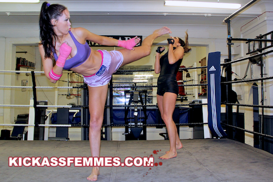 KickAssFemmes.com New Release
