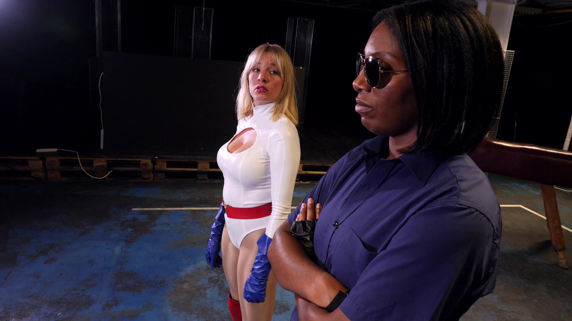 OUT NOW: Federal Enforcement @ ActionCosplay.com